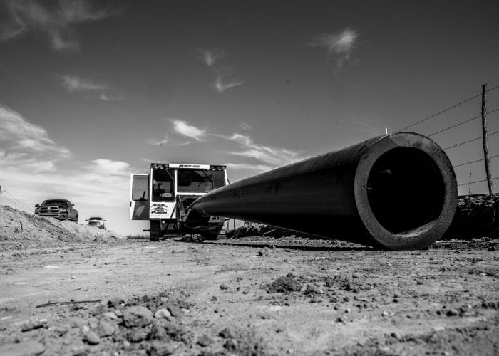 Large Indistrial Pipe